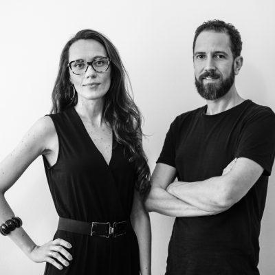 Mauricio Magarão e Alice Lindenberg