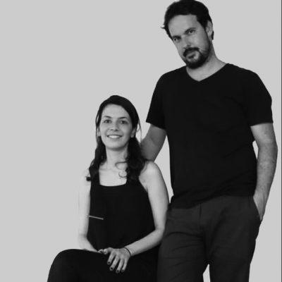 Dani Bastos e Guto Amorim