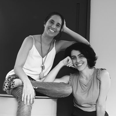 Emilia Martins e Talitha Ribeiro